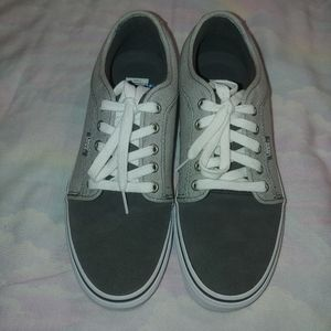 NWOT Vans Chukka Low Suiting Skate Shoes
